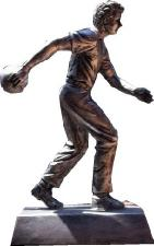 figura resina bowling